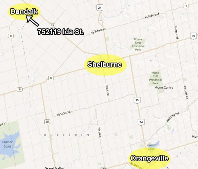 752119 Ida Street Dundalk Ontario