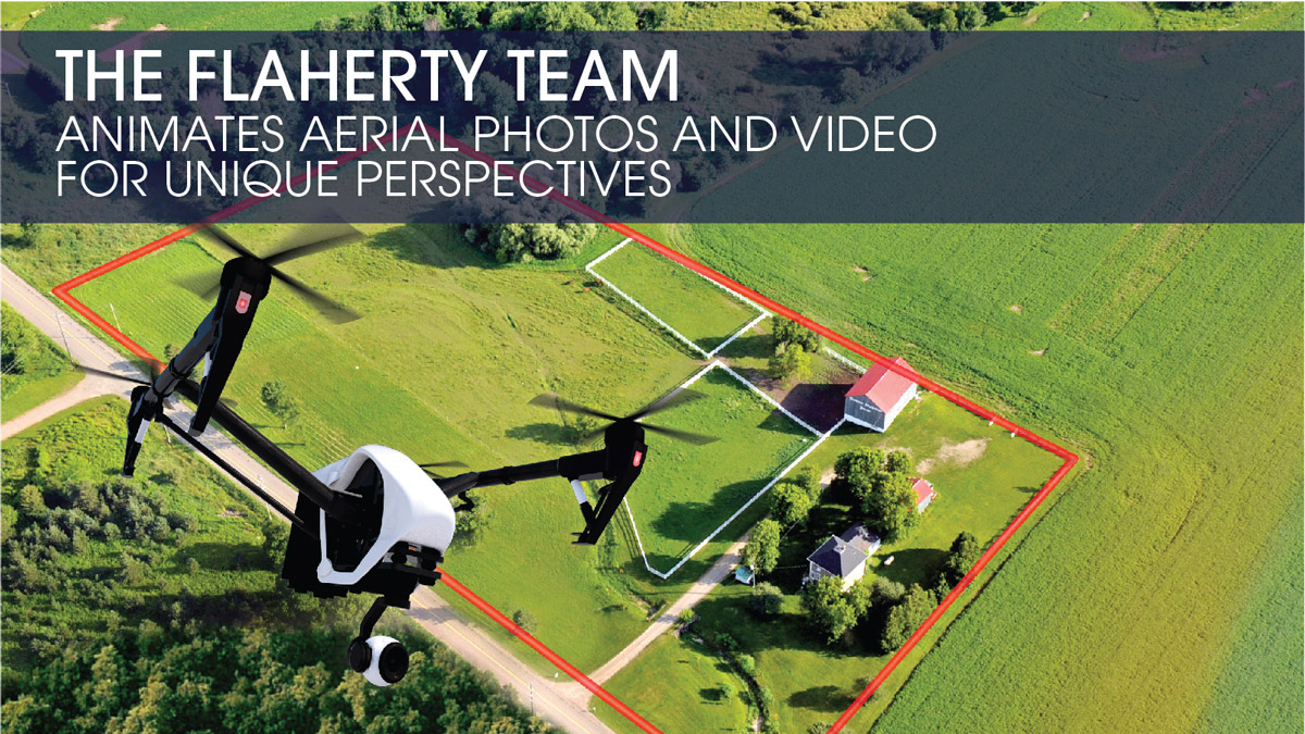 Animated Aerial Photos and Video
